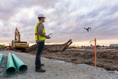 Why More and More Engineering Firms are Using Drones