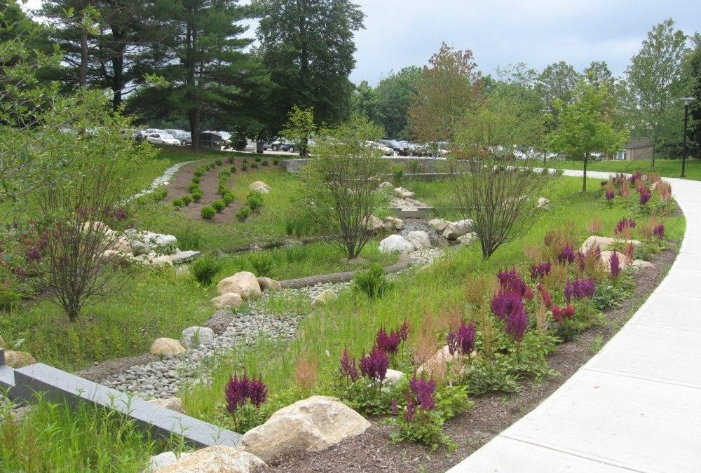 Bioretention for Post-Construction Stormwater Management